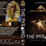 The Pyramid (2014) R0 Custom Cover & Label