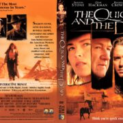 The Quick And The Dead (1995) R1 DVD Cover