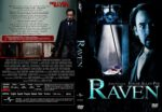 The Raven (2012) R1 CUSTOM DVD Cover