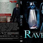 The Raven (2012) R1 CUSTOM DVD Cover