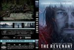 The Revenant (2015) R1 Custom DVD Cover & Label