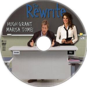 the rewrite dvd label