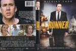 The Runner (2015) R1 DVD Cover & Label