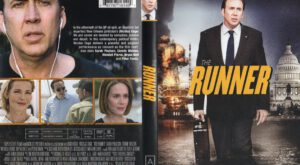 The Runner (Fator De Risco) dvd cover