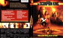 The Scorpion King (2002) R2 DVD Cover