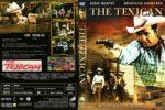 The Texican (1966) R1 DUTCH DVD Cover