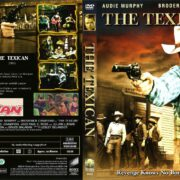 The Texican (1966) R1 DUTCH DVD Cover