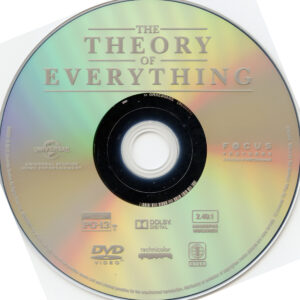 The Theory Of Everything - DVD (1-2)