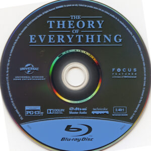 The Theory Of Everything - DVD (2-2)
