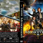 The Three Musketeers (2011) R2 DUTCH CUSTOM