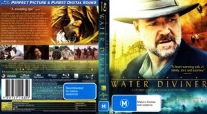 The Water Diviner - Cover
