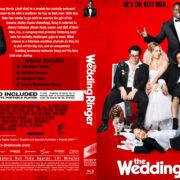 The Wedding Ringer (2015) R0 Custom BD Cover & Label
