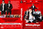 The Wedding Ringer (2015) R0 Custom Cover & Label