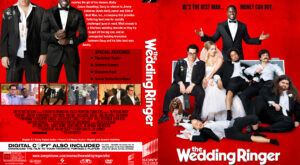The Wedding Ringer custom cover