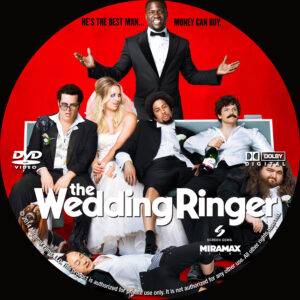 The Wedding Ringer Custom Label