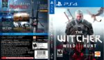 The Witcher 3 Wild Hunt (2015) PS4 DVD Cover
