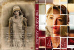 The Age of Adaline (2015) R0 Custom DVD Cover