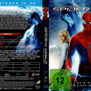 The amazing Spider-Man 2: Rise of Electro (2014) Blu-Ray German
