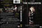The Babadook (2014) R1 DVD Cover