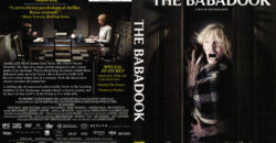 The Babadook dvd cover
