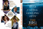 The Big Short (2015) Custom DVD Cover