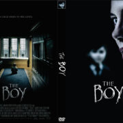 The Boy (2016) R0 Custom DVD Cover