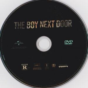 the boy next door dvd label
