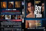 The Boy Next Door (2015) R1 DVD Cover