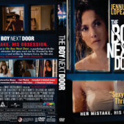 The Boy Next Door (2015) R1 DVD Cover