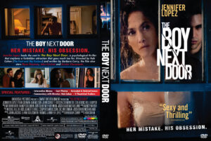 the boy next door dvd cover
