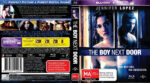 The Boy Next Door (2015) R4 Blu-Ray DVD Cover