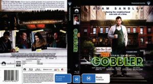 the cobbler blu-ray dvd cover