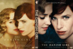 The Danish Girl (2015) Custom DVD Cover