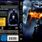 The Dark Knight (2008) Blu-Ray German