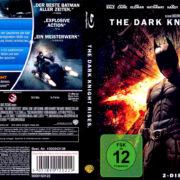 The Dark Knight Rises (2012) Blu-ray German