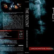 The Descent: Abgrund des Grauens (2005) Blu-ray german