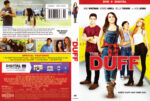The Duff (2015) R1 DVD Cover