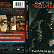 The Equalizer (2014) R1 DVD Cover