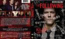 The Following: Season 3 (2015) R1 DVD Cover