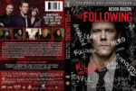The Following: Season 3 (2015) R1 DVD Cover