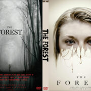The Forest (2016) R0 Custom DVD Cover