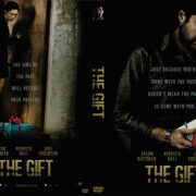 The Gift (2015) R0 Custom DVD Cover