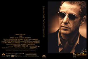The Godfather: Part III dvd cover
