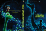 The Good Dinosaur (2015) Custom DVD Cover