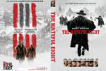 The Hateful Eight (2015) Custom DVD Cover
