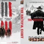 The Hateful Eight (2015) Custom DVD Cover