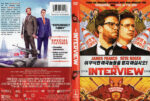 The Interview (2014) R1 DVD Cover