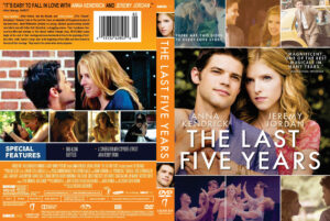 The Last Five Years dvd cover