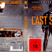 The Last Stand (2013) Blu-Ray German