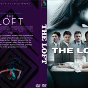 The Loft (2014) R0 CUSTOM DVD Cover